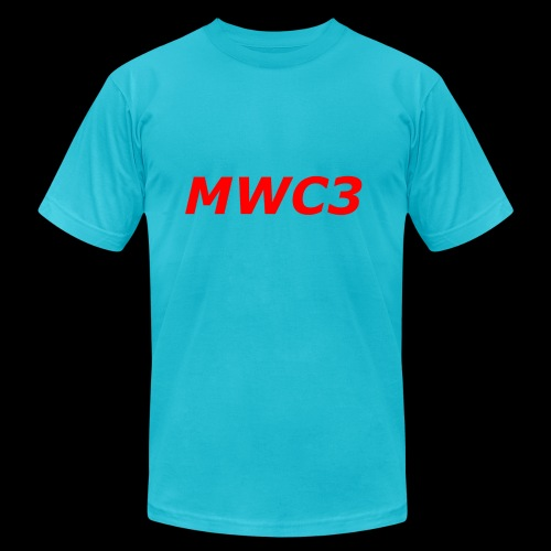 MWC3 T-SHIRT - Unisex Jersey T-Shirt by Bella + Canvas
