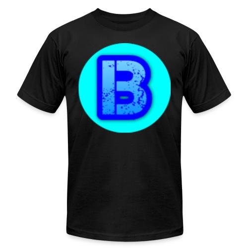 Bananza Logo - Men's  Jersey T-Shirt