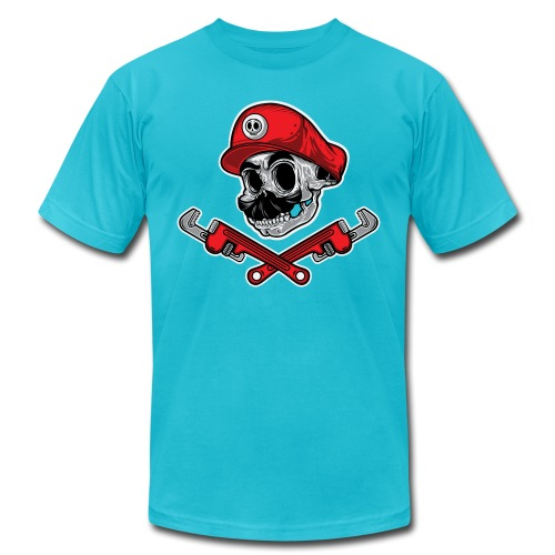Dead Mario - Unisex Jersey T-Shirt by Bella + Canvas