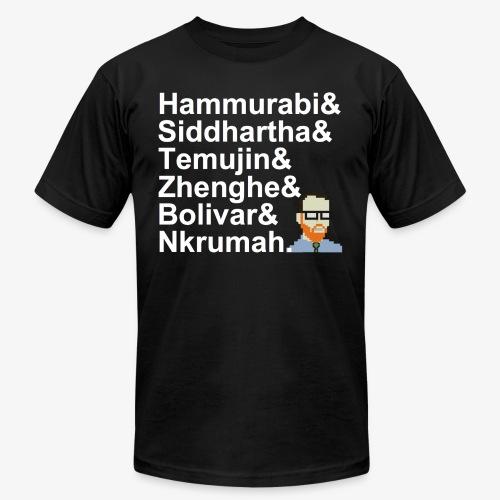 & AP World History Shirt - Men's  Jersey T-Shirt