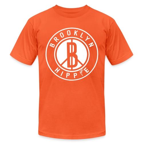 Brooklyn Hippie - Unisex Jersey T-Shirt by Bella + Canvas