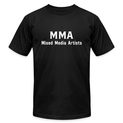 Mixed Media Artists Clothing - Men's Jersey T-Shirt