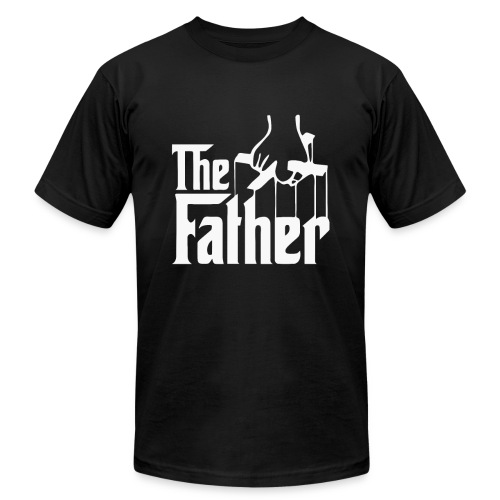 Thefather shirt - Men's  Jersey T-Shirt