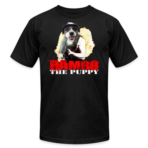 rambo - Unisex Jersey T-Shirt by Bella + Canvas