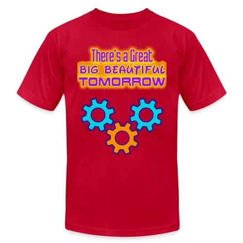 Carousel of Progress - Men's  Jersey T-Shirt