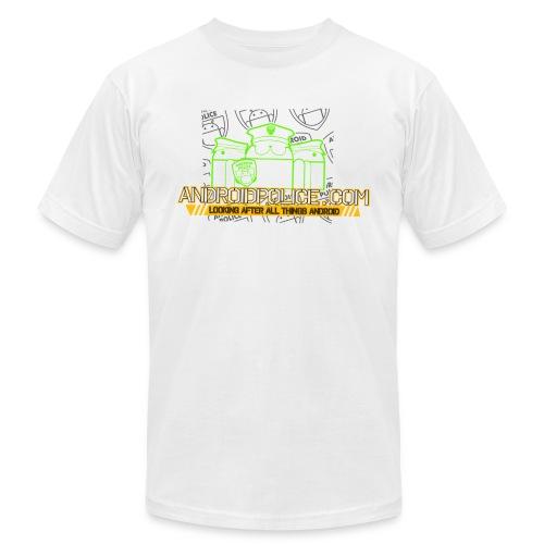 w jack Design 6 - Unisex Jersey T-Shirt by Bella + Canvas