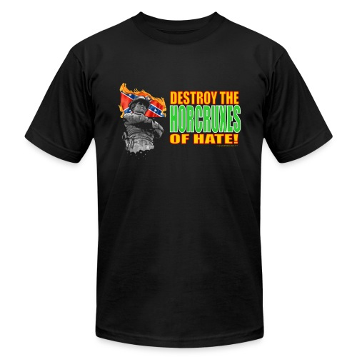 DESTROY THE HORCRUXES OF HATE! - Men's  Jersey T-Shirt
