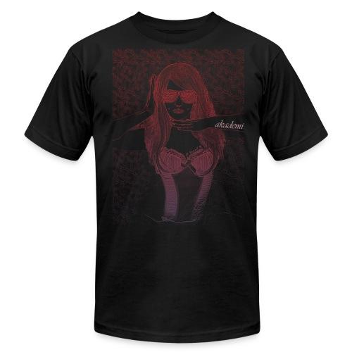 Inked ft Akademi - Unisex Jersey T-Shirt by Bella + Canvas
