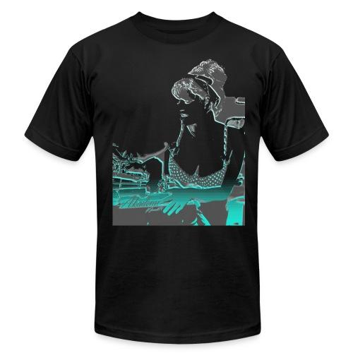 Fix It. ft.Akademi Womens Slim fit - Unisex Jersey T-Shirt by Bella + Canvas