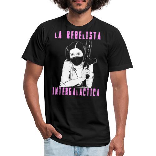La Rebelista - Unisex Jersey T-Shirt by Bella + Canvas