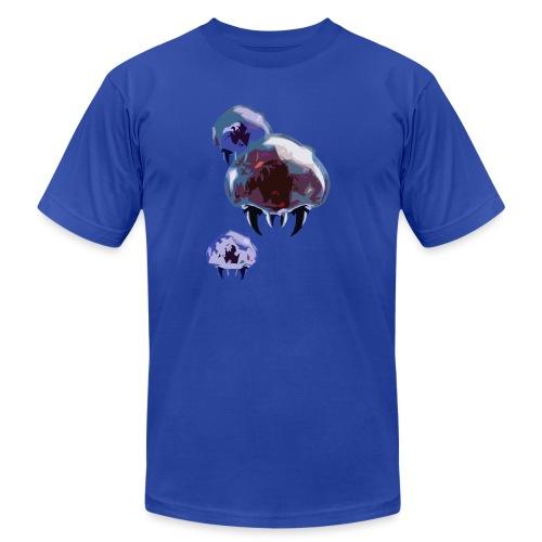 Metroid - Unisex Jersey T-Shirt by Bella + Canvas