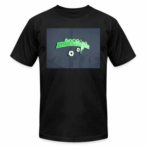 3D Mockup - Unisex Jersey T-Shirt by Bella + Canvas