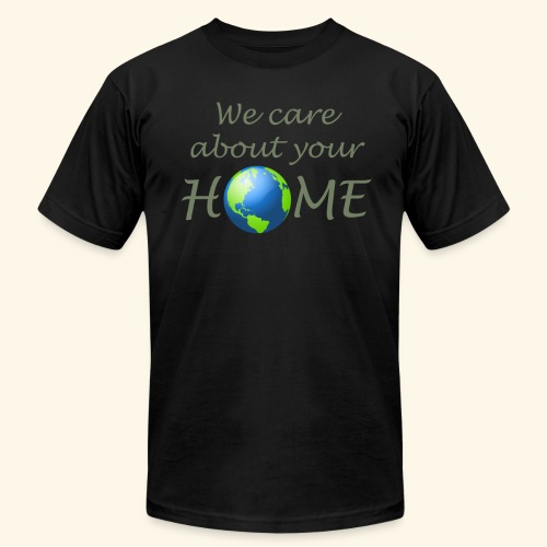 Happy Earth day - Unisex Jersey T-Shirt by Bella + Canvas