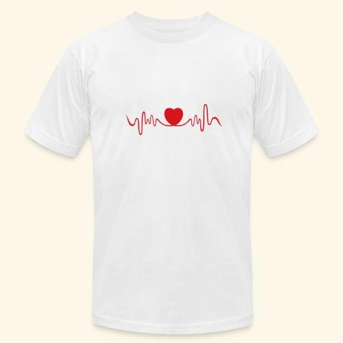 I am a nurse - 2 - Unisex Jersey T-Shirt by Bella + Canvas