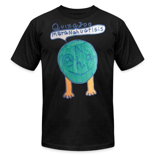 MetaNahuatlSisHead - Unisex Jersey T-Shirt by Bella + Canvas