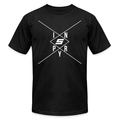 inSpyr - Unisex Jersey T-Shirt by Bella + Canvas