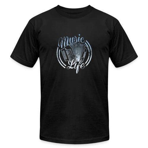 MusicLife1 - Men's  Jersey T-Shirt
