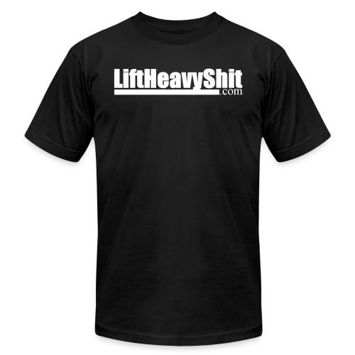 lhsblock - Unisex Jersey T-Shirt by Bella + Canvas