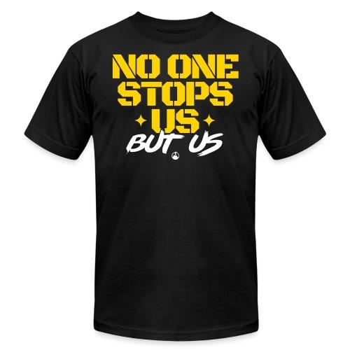 noone - Unisex Jersey T-Shirt by Bella + Canvas