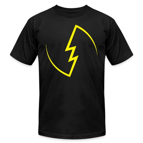 Electric Spark - Unisex Jersey T-Shirt by Bella + Canvas