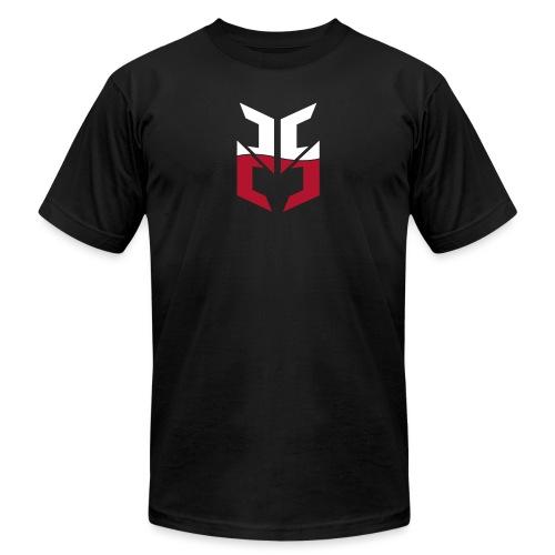 Hoodie | Split Design - Unisex Jersey T-Shirt by Bella + Canvas