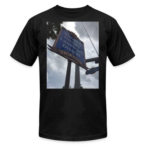 Ybor City NHLD - Unisex Jersey T-Shirt by Bella + Canvas