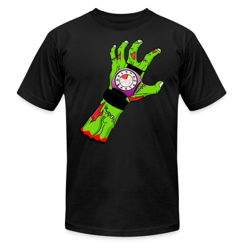 Altitude Zombie! - Men's  Jersey T-Shirt