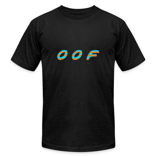 oof [orangejuice+toothpaste] - Men's  Jersey T-Shirt