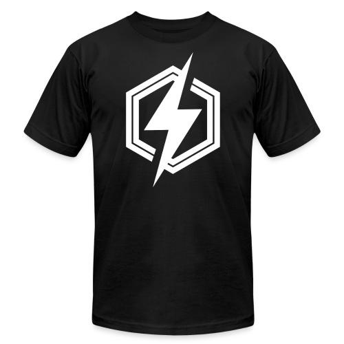 logoblanc - Unisex Jersey T-Shirt by Bella + Canvas