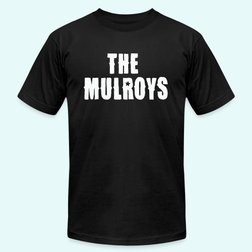 Mulroys Tee 10 white - Unisex Jersey T-Shirt by Bella + Canvas
