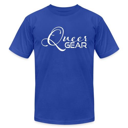Queer Gear T-Shirt 03 - Unisex Jersey T-Shirt by Bella + Canvas