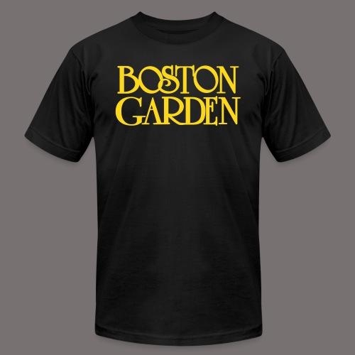 Boston Garden - Unisex Jersey T-Shirt by Bella + Canvas