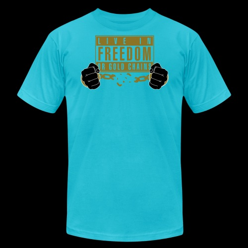Live Free - Unisex Jersey T-Shirt by Bella + Canvas