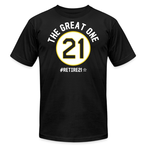 great21 - Unisex Jersey T-Shirt by Bella + Canvas