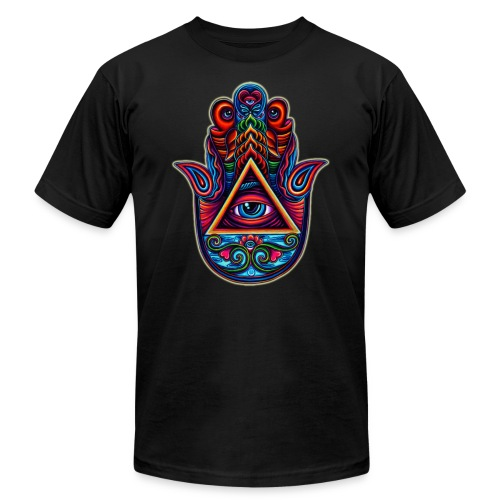hamsa - Men's  Jersey T-Shirt