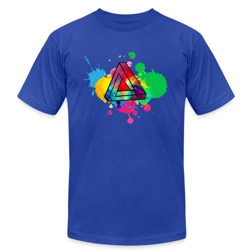 PAINT SPLASH - Unisex Jersey T-Shirt by Bella + Canvas