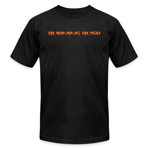 burning bush - Unisex Jersey T-Shirt by Bella + Canvas