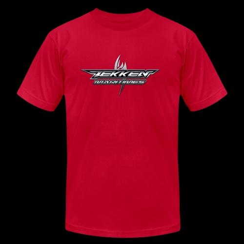 Tekken Maritimes Logo transparent - Men's  Jersey T-Shirt