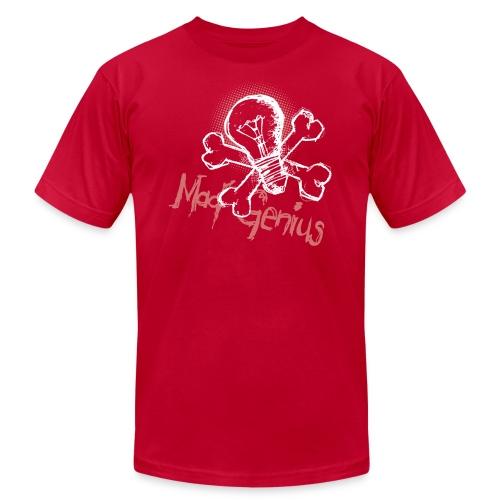 Mad Genius - On Dark - Unisex Jersey T-Shirt by Bella + Canvas