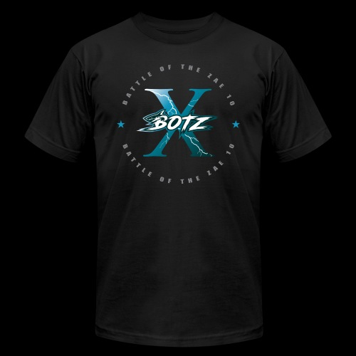 BOTZ X Circle Logo - Men's Jersey T-Shirt