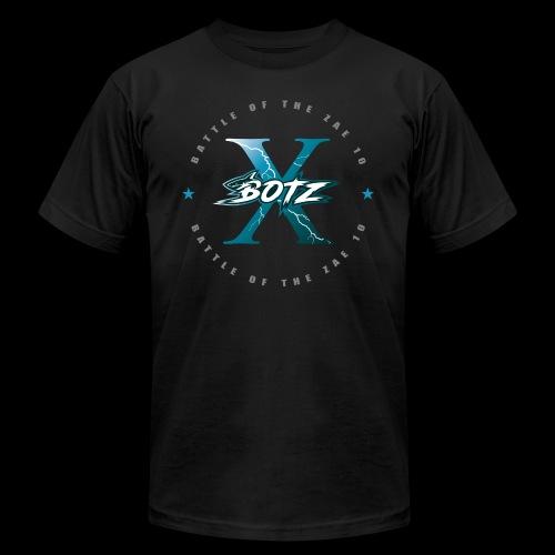 BOTZ X Circle Logo - Unisex Jersey T-Shirt by Bella + Canvas