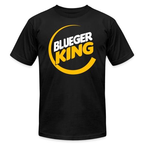Blueger King - Unisex Jersey T-Shirt by Bella + Canvas