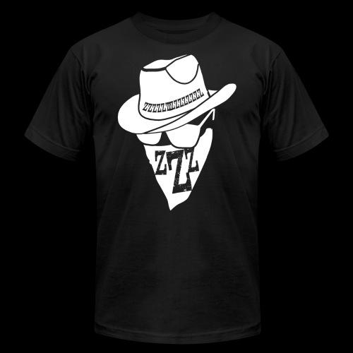 DREAM BANDITS WHITE Large Logo - Men's Jersey T-Shirt