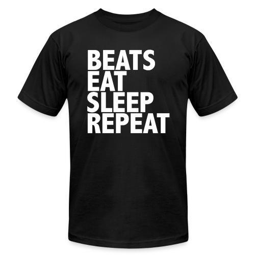 beatsrepeat png - Men's Jersey T-Shirt