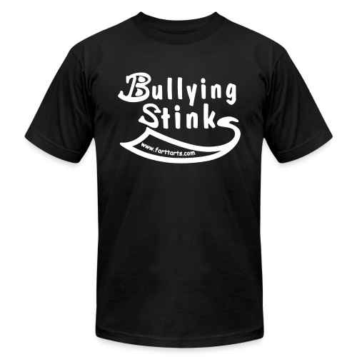 Bullying Stinks! - Unisex Jersey T-Shirt by Bella + Canvas