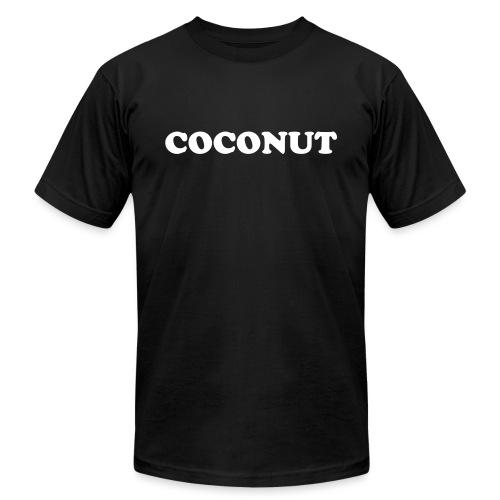 Coconut Fruitee - Unisex Jersey T-Shirt by Bella + Canvas