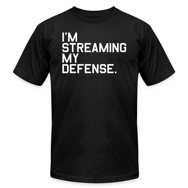 I'm Streaming my Defense. (Fantasy Football)