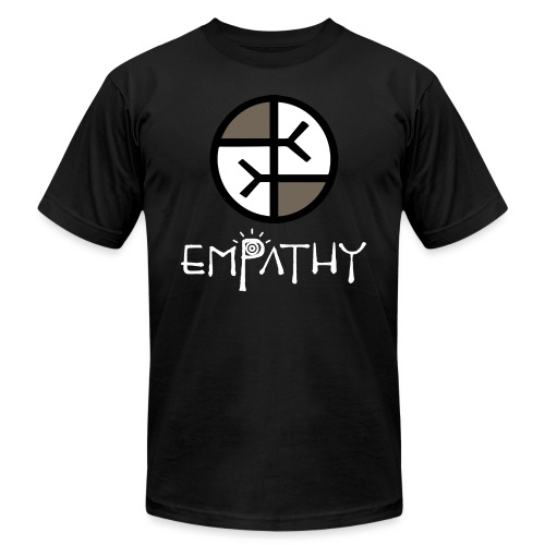 Empathy Tee - Unisex Jersey T-Shirt by Bella + Canvas