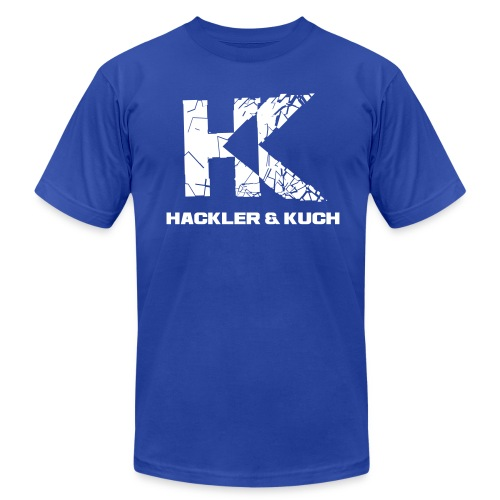 Hackler Kuch Shatter it - Unisex Jersey T-Shirt by Bella + Canvas