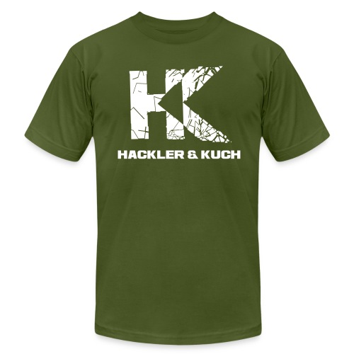 Hackler Kuch Shatter it - Unisex Jersey T-Shirt by Bella + Canvas
